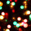 Christmas lights — Stock Photo #1027849