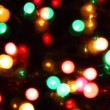 kerstverlichting — Stockfoto #1027849