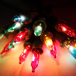 Christmas lights — Stock Photo #1030804