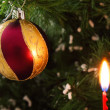 Christmas decorations — Stock Photo #1332309