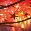 Christmas lights — Stock Photo #1406072