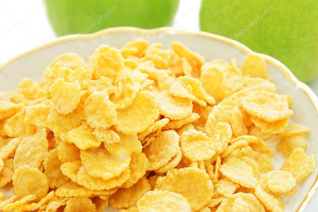 Corny Cereal bar Milk from Fluid Branding