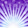 Royalty-Free Stock Photo: Lilas christmas background