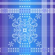 Seamless christmas section pattern — Stock vektor