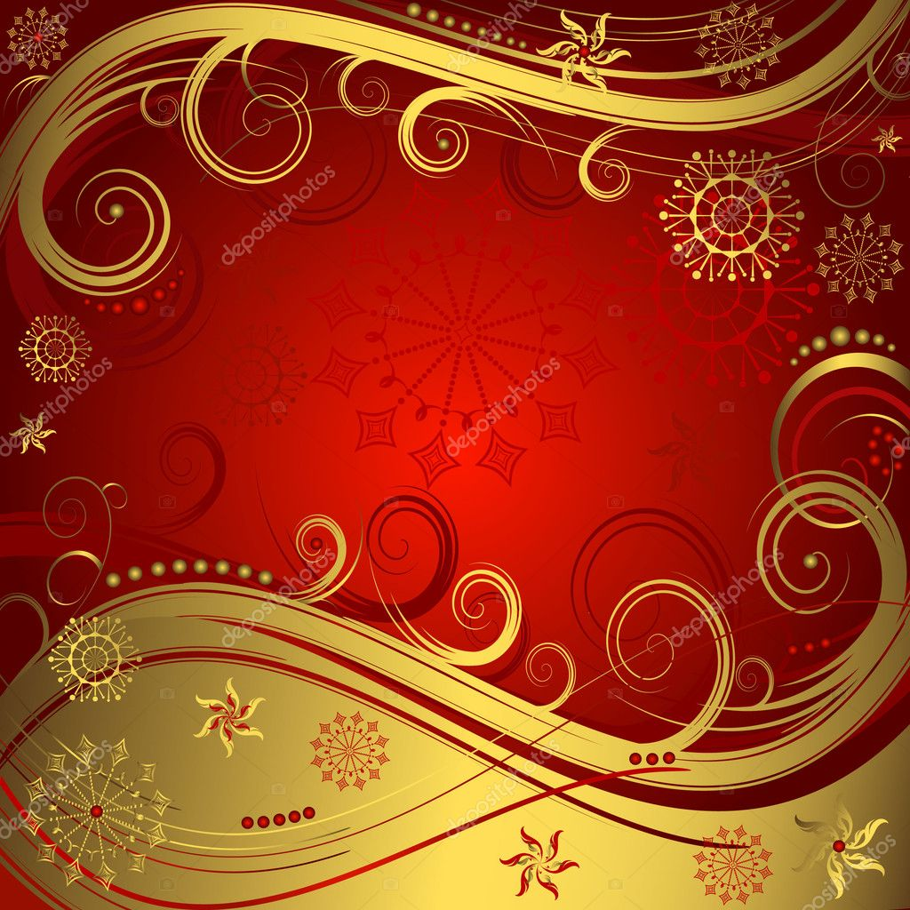 red golden background - photo #7