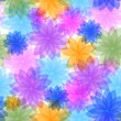 Abstract seamless floral pattern — ストックベクター #1012216