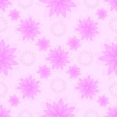 Gentle seamless pink pattern — Stock Vector