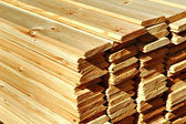 The boards combined in a stack — Stock Photo