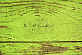 Old green boards — Stock fotografie