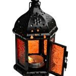 Celebratory small lamp — Stock Photo #1136923