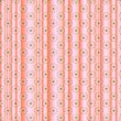 Pink striped floral background — Stock Vector #1214918