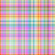 Seamless cell colorful pattern (vector) — Stock Vector