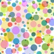 Abstract seamless colorful pattern - Stock Vector