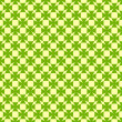 Seamless green pattern — Stock Vector