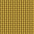 Golden abstract seamless pattern — Stock Vector