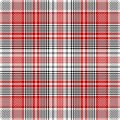 Stock Vector: seamless checkered pattern