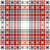 Seamless checkered pattern — Stock Vector