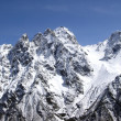 Stock Photo: High Mountains