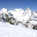 Ski resort — Stock Photo #1040601