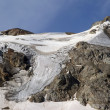 Mountain glacier — Stock Photo #1040694