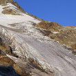 Mountain glacier — Stockfoto