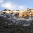 Mountain glacier — Stock Photo #1082909