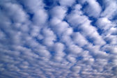 Cloudscape background — Stock Photo