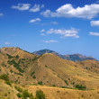 Steppe Crimea mountains — Stock Photo