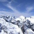 Stock Photo: PanoramCaucasus Mountains