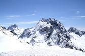 Caucasus. Dombay. — Stock Photo