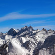 Panoramic view from Elbrus — Stock Photo #2623291