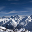 Panoramic view from Elbrus — Stock Photo #2623331