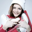 Ice-skater girl — Stock Photo #1264821
