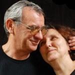 Happy senior couple — Stock Photo #1006651