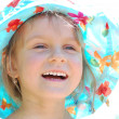 Royalty-Free Stock Photo: Bright summer smile