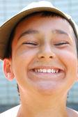 Happy smiling boy — Stock Photo