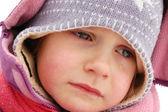 Crying child — Stock Photo