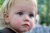 Toddler boy — Stock Photo