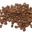 Royalty-Free Stock Photo: Coffee Beans on white