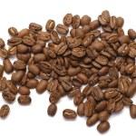 Coffee Beans on white — Stock Photo #1033566