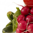 Different fresh tasty vegetables — Stock Photo