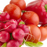 Different fresh tasty vegetables — Stock Photo