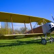 Old Airplane on the Museum — Stock Photo #1227112