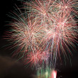 Fireworks international festival — Stock Photo #1228306