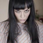 jako čarodějnice. portrét Zenske — Stock fotografie