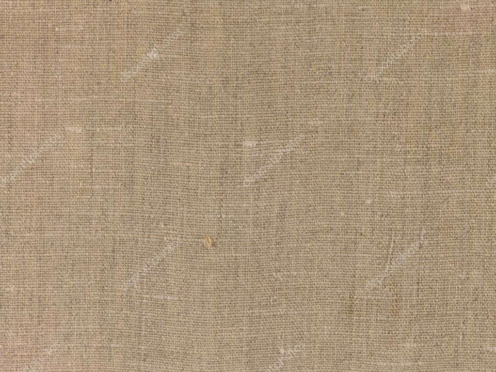 Old hessian, canvas texture as background. Shot from back side of the real vintage painting — Stock Photo #1389927