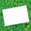 Royalty-Free Stock Photo: Card blank