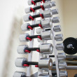 Dumbbells — Stockfoto #1016229