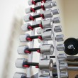 Stock fotografie: Dumbbells
