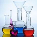 Laboratory glassware — Stock Photo #1013012